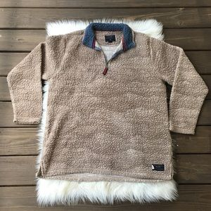 Southern Marsh Sherpa Pullover